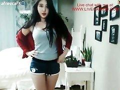 सुंदर और सेक्सी कोरियाई लड़की