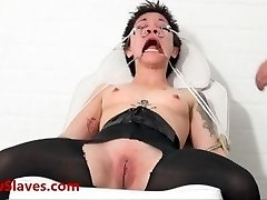 Extreme asian medical bdsm and oriental Mei Maras extreme doctor fetish