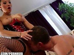 Asa Akira dominates her fellow