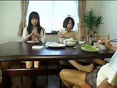 Asian Foojtob Underneath The Table