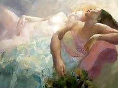 Zmyselné Erotické Obrazy Emilia Castaneda