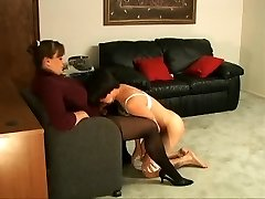 Aunt-in-law spanks