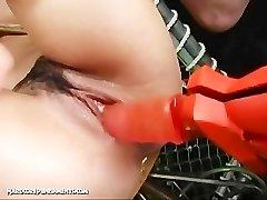 चरम जापानी बंधन सेक्स - मरीना 12