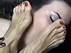 पैर पूजा