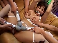 Hottest Japanese chick Meguru Kosaka in Exotic Big Tits, SADISM & MASOCHISM JAV movie