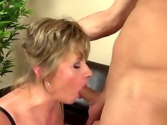 Homeboy plumbs mature mother rough and nice