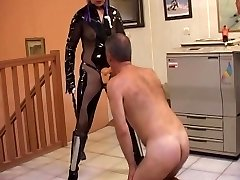 french mature female domination part 1
