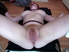 lush redhead Video14 gyno check-up pussy torture