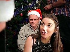 8 pervert old men gangbang stellar Santa girl