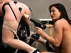 Marionette Manhandled By A Machine