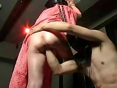 Belt Dick humping and standing pussy fisting!