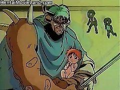 Anime pärisorjus babe saab vangistatud part3