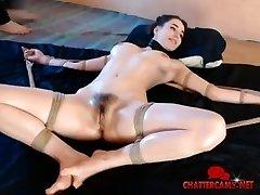 BDSM Whipped Spanked Buttfuck Fucktoy Teen