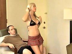 Lap Dance Ball Busting