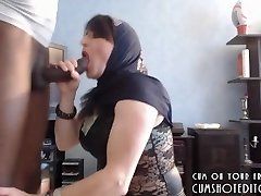 Submissive Arab Wife Pleasing Her Hubby