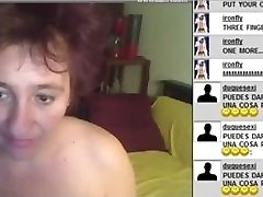 Romanian Mature Web Cam cropped katja ma