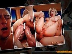 Nicole Toplote - Najboljši porno strip kdajkoli prej!