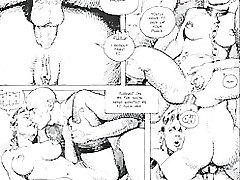 Skaistu Sievieti BDSM Orģija