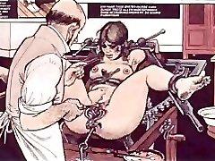 Hardcore XXX Suaugusiųjų Komiksų