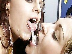 Queeny Rakkaus - Cum Swap