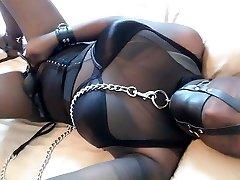 Black Hose Encasement