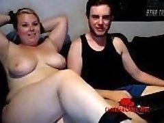Chubby Blond BDSM Voyeur - Chattercams.net