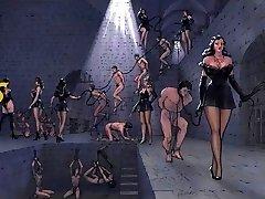 Slave er merket av Elskerinne Mona