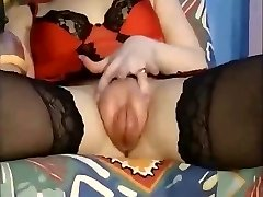 Spooky GIRLFRIEND fetish pumping bizarre rough huge mammories compilation
