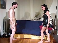 Relly Brute Ballbusting