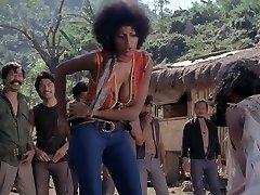 Liels Putnu Būris (1972) Pam Grier