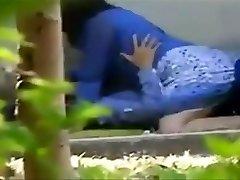 Indian kinky sex utendørs