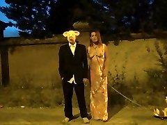 Kummaline video maskeeritud mees ja hot milf avaliku Krakenhot