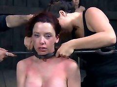 søt rødhårete torturert 2
