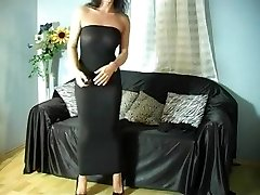 nylon mommy mega-slut