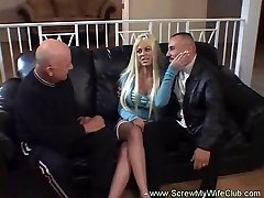 Kinky Swingers Having Fun