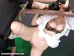 Hardcore Japonský Trest: Momo #3