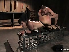 Mr. Pete Asa Akira in Asa Akira: First Time Penetrated in Restrain Bondage - SexAndSubmission
