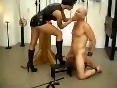 femdom nemška domina stepanje seje