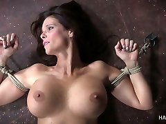 Kinky girl punishes husband's domme Syren De Mer