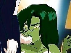 shehulk जापानी हेंताई सेक्स