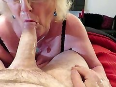 Claire Knight Gets a Spunky Flow Facial Cumshot