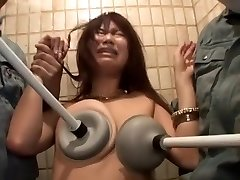 Incredible Japanese girl in Fabulous Bondage & Discipline, Facial JAV vignette