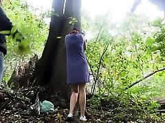 my victim X punished in the forest