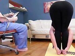 Stor dildo bondage Ass-Slave-Yoga