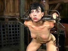 slave tortured and begs to cum Two of Two