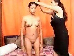 Indian lesbian domination - Humiliation