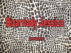 Bizarrlady Jessicas ई-यातना