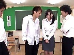 Nozomi Hazuki कट्टर बिना सेंसर वीडियो