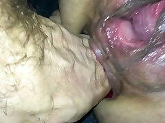 prolapse fingering extreme