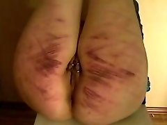 Extraordinary caning session
